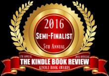 Kindle Book Review Semi-Finalist