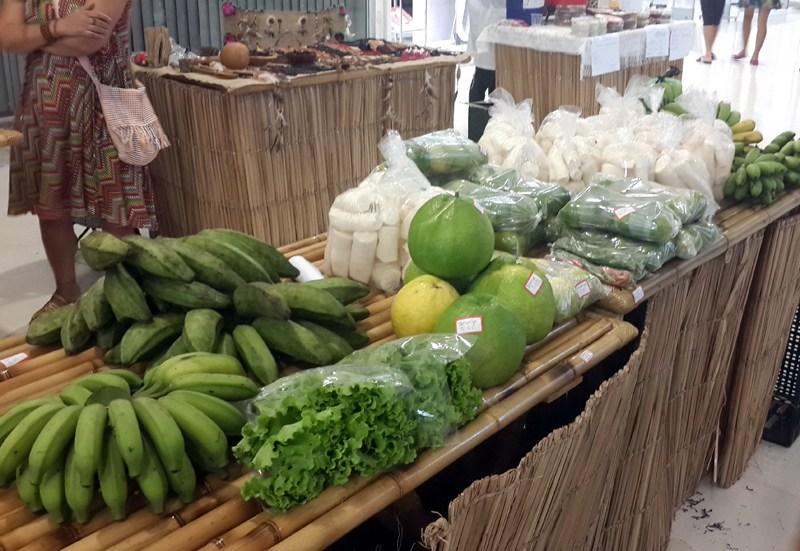 Feira de orgânicos Caxias Shopping