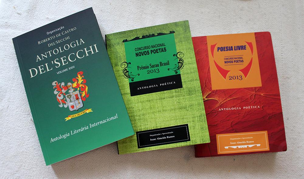livros com textos por Bárbara Cavalcante