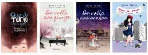 Livros Bruna Vieira