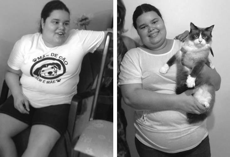 Bárbara Cavalcante gorda
