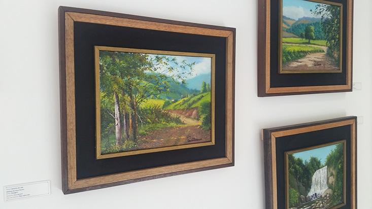 Paulo Ferreira Expo Arte Contemporânea AGU RJ