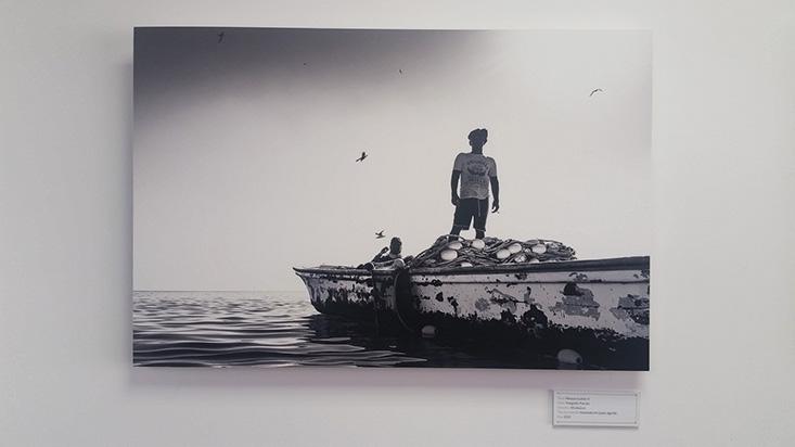 Waldeilson Ferreira Expo Arte Contemporânea AGU RJ