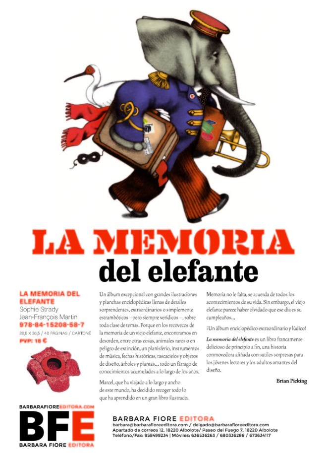 La memoria del elefante F2
