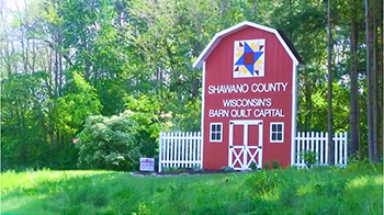 Shawano County, Wisconsin's Barn Quilt Capital