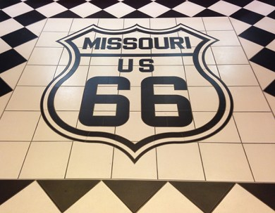 MO Route 66 Welcome Center