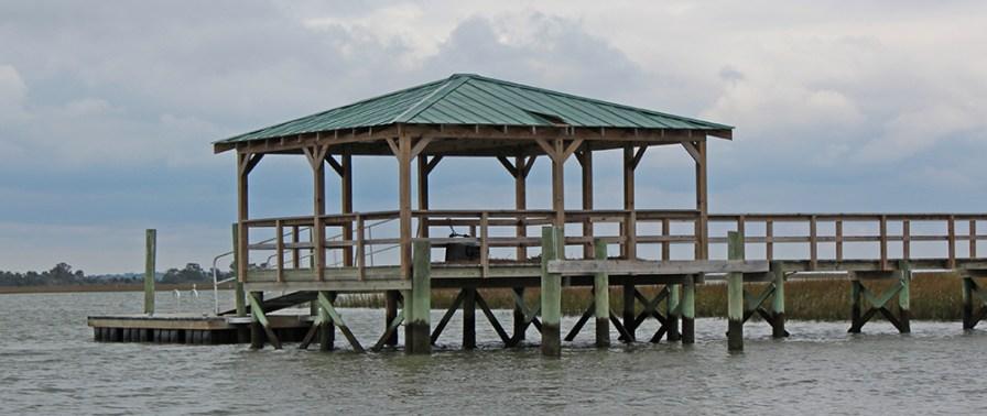 barbarakolson.com at Morris Island Lighthouse