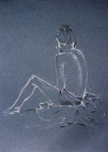 Barbara Mapelli, Nudo di donna