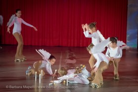 Balletto pattinaggio Jolly 12B