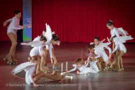 Balletto pattinaggio Jolly 12F