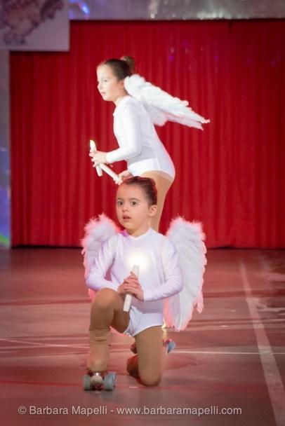 Balletto pattinaggio Jolly 9
