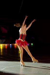 Balletto pattinaggio Jolly 128