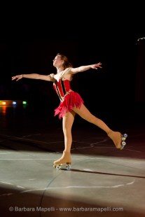 Balletto pattinaggio Jolly 129