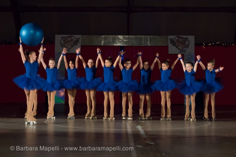 Balletto pattinaggio Jolly 192