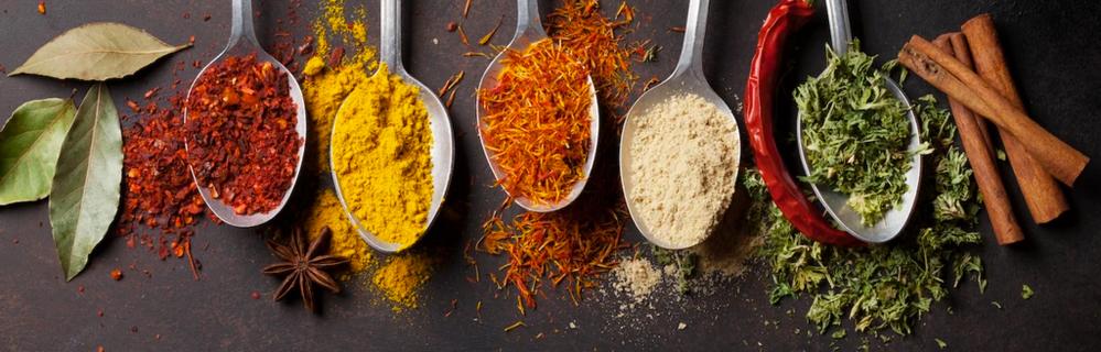 spices terpenes