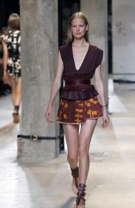 Isabel Marant : Runway - Paris Fashion Week Womenswear Spring/Summer 2015