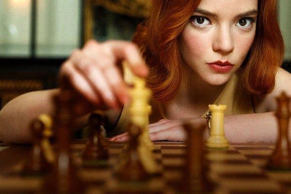 regina degli scacchi queen gambit