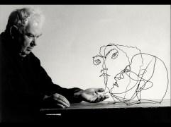 Ugo Mulas - Alexander Calder,Saché, 1963. Ugo Mulas©Eredi Ugo Mulas