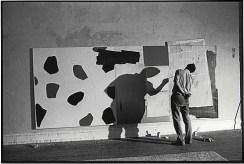 Ugo Mulas - Jasper Johns, New York 1964