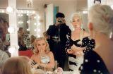 Backstage al Tropicana. Las Vegas, 1957 by Elliot Erwitt