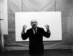 Ugo Mulas - Barnett Newman N.Y , 1965