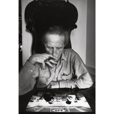 Ugo Mulas, Marcel Duchamp, New York, 1965