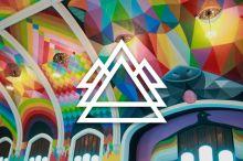 Okuda San Miguel @Cannabis Church, Denver, USA