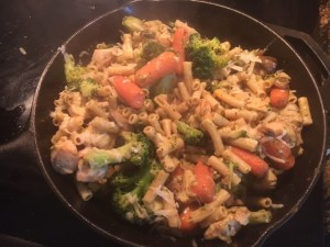 chicken and vegetable medley pasta_2