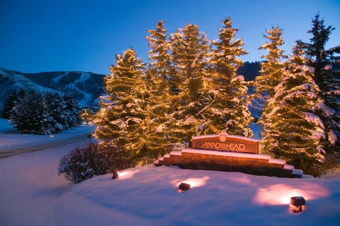 Arrowhead Winter Shot