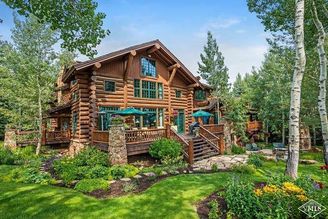 2187 Daybreak Ridge Road, Bachelor Gulch / SOLD $12,000,000 / 8.7.17 (Photo: LIV SIR)