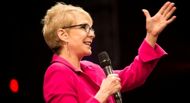Barbara Speaking