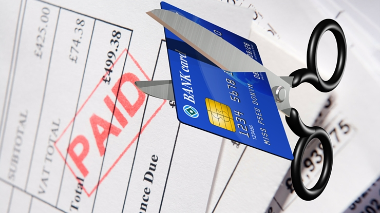 Credit Card Debt Paid