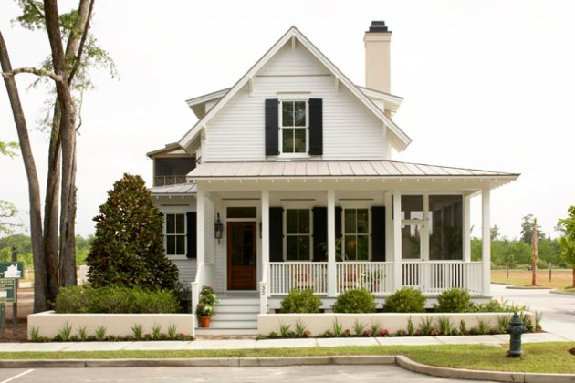 House Plan Thursday  The Sugarberry Cottage  Southern Living Plan SL     HousePlan Sugarberry SL front