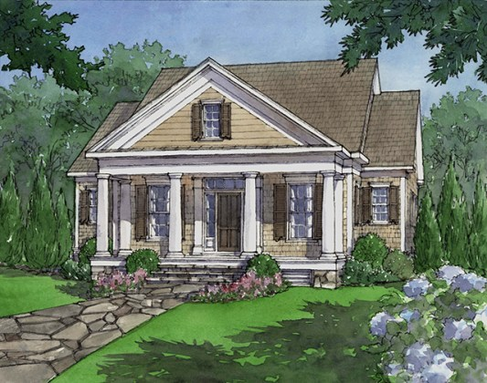 House Plan  Dewy Rose SL1842 by Southern Living House Plans     http   houseplans southernliving com plans sl1842