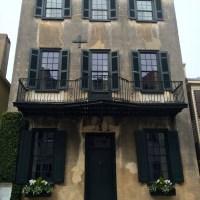 Charleston Photo - Earthquake Bolts