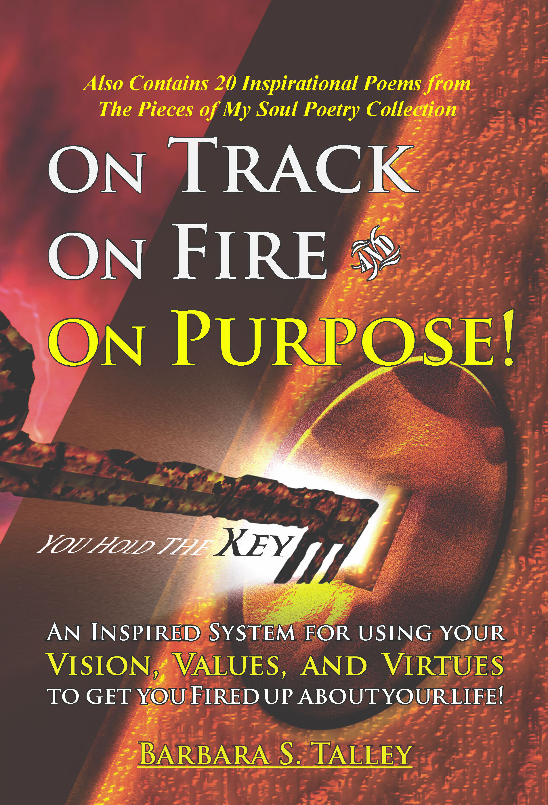 On Track On Fire and On Purpose Cover2