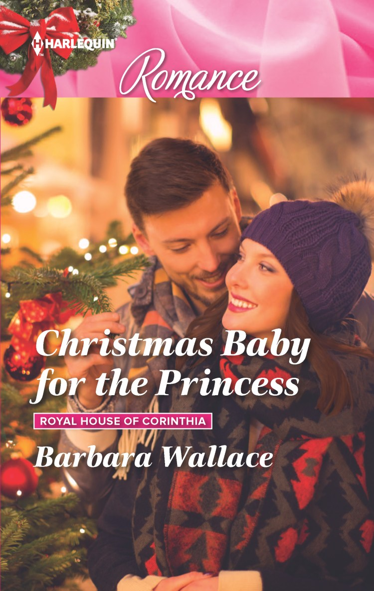 Book Cover: Christmas Baby for the Princess
