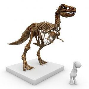 t-rex adapt or die