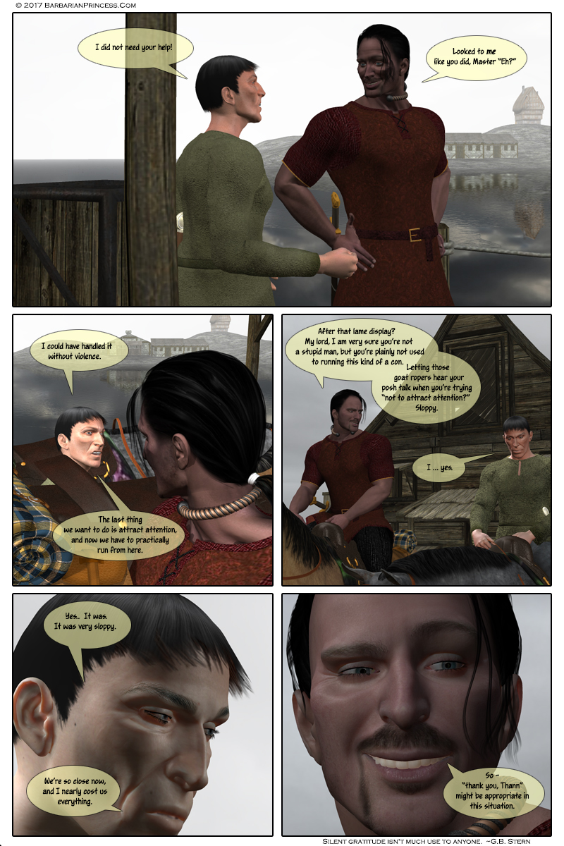 An Unfortunate Encounter – Page 1021