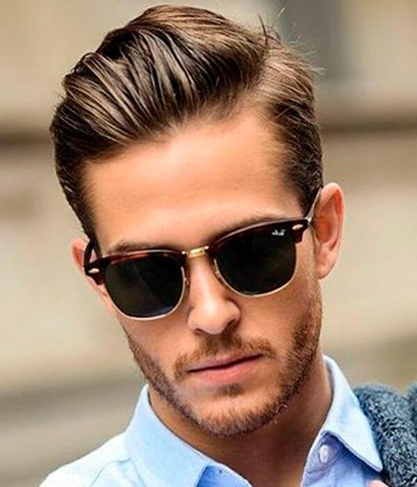 High Fade Hipster Haircut