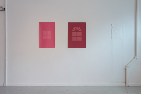 744 Hr Photo & TANNING Installation view, 2012, Rawson Projects, Brooklyn NY