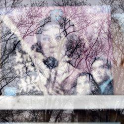 Barb Choit, Untitled Faded Beauty (Asian Cinema), 2012, digital c-print, 40 x 30 inches