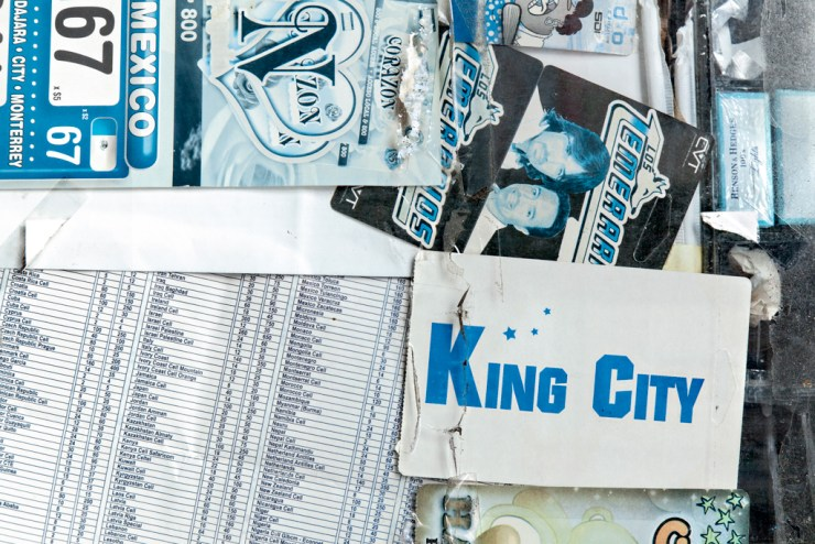 "Barb Choit, ""King City,"" 2012, digital c-print, 28 x 40 inches"