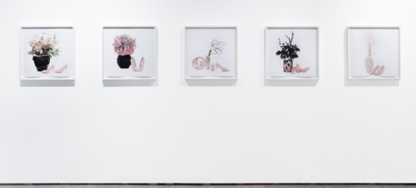 "Installation view. Barb Choit, ""Pronk Boutique"", 2016, Macaulay & Co Fine Art."