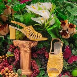 Vintage Shoe Campaign for Division of Vintage, 2016