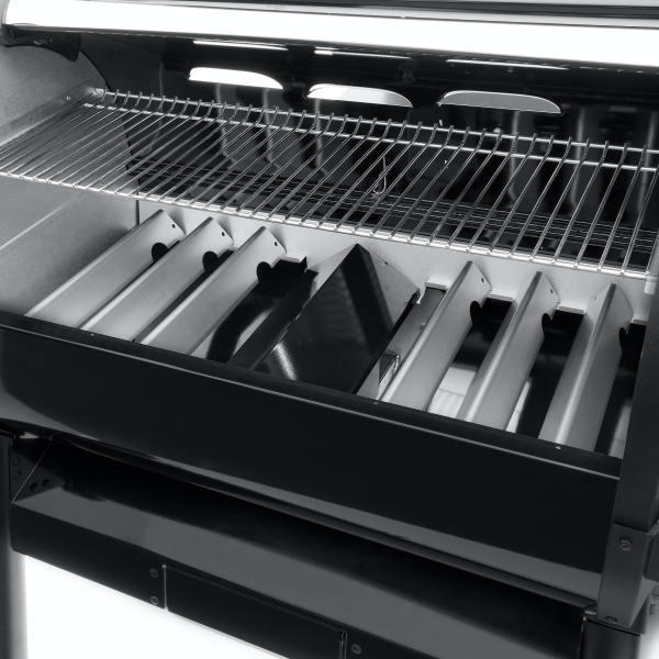SmokeFire EX6 GBS Pellet Barbecue