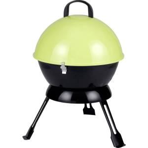 tepro Garten Salida Barbecue Uitvoering (BBQ): Kogel Grilloppervlak (diameter)=345 mm Lichtgroen
