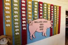 The Mallard Creek BBQ