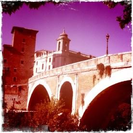 Island in the Tiber