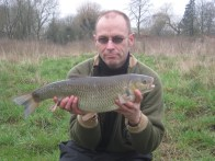 Andy finishes the 2012/13 season in style with this 6-06 chub